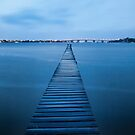 Walk the Plank - Sylvania, NSW by Malcolm Katon