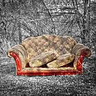 The couch by Jeff Stubblefield