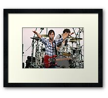 Passion Pit - Earth Day  Framed Print
