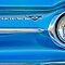 Chevrolet Corvair Grille Emblem by Jill Reger