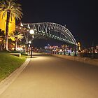 Sydney Harbour Bridge by Harmeet Gabha
