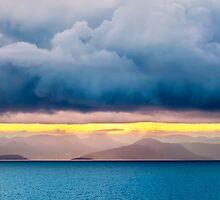 A Break in the Storm by Janet Fikar