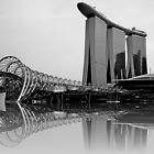Marina Bay Sands  by Fern Blacker