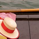Hat and Oar by Jeff Clark