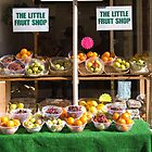 The little fruit shop by Robert Down