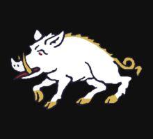 White Boar by Paul Benjamin