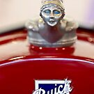 1928 Buick Custom Speedster &quot;Goddess&quot; Hood Ornament by Jill Reger