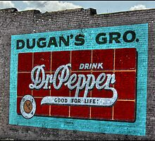 Dr Pepper Mural by pchelptips