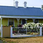 Cottages of Tasmania  - Rosinda by Gabrielle  Lees