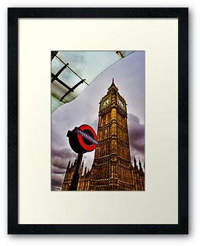 London Icons by Mark Tisdale