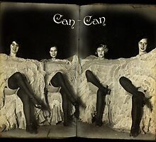Can-Can by © Kira Bodensted