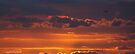 Mordialloc beach sunset 006 by Karl David Hill