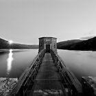 Talybont Reservoir by Dan Milton