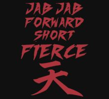 Jab Jab Forward Short Firece  by Rizwan Mahmood