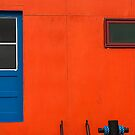 It's all about orange by Elisabeth van Eyken