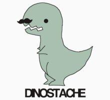 Dinostache by qtee