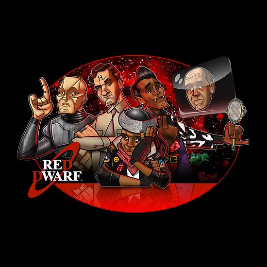 Red Dwarf by Jon Pinto