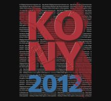 KONY 2012 by Alex Preiss