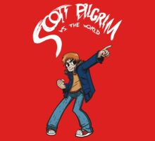 Scott Pilgrim by bigthecat
