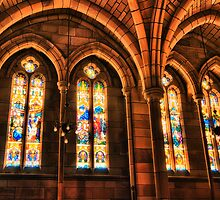 St. John's Windows by tracielouise