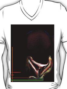 Moon shadow city T-Shirt