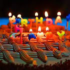 Birthday Cake  by Pradip Roy