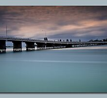 Forster Bridge nsw by kevin chippindall