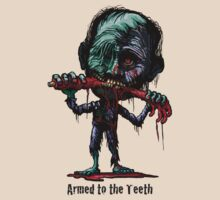 Armed To The Teeth by Tom Godfrey