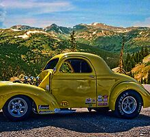 1941 Willys Hot Rod by TeeMack