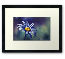 Alone But Not Lonely Framed Print