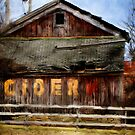 The Old Cider Barn by Brian Gaynor