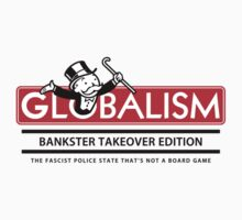Globalist Monopoly by daeryk