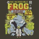 THE INCREDIBLE FROG by BraveAnderson