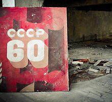 CCCP ~ Chernobyl  by Josephine Pugh