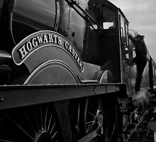 Hogwarts express! by alwatkins1