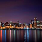 Chicago Skyline by tmbolle