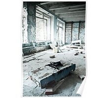 Scrapyard ~ Pripyat  Poster