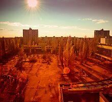 Pripyat: Half-Life  by Josephine Pugh