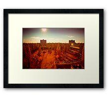 Pripyat: Half-Life  Framed Print