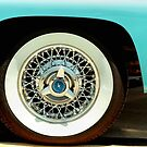 '57 T Bird Spokes by SuddenJim