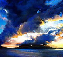 fire of my soul by Roman Burgan