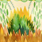Green Mountain. by ravinasniper