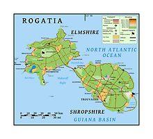 Rogatia: A Drop in the Ocean by routhwick