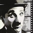 Charlie Chaplin by Sarah Carver