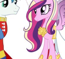 Canterlot's Royal Wedding! - Save the Dates!! Sticker