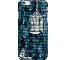 The Bird Cage iPhone Case/Skin