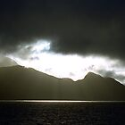 Sunrise on Lake Manapouri by Anthony Woolley