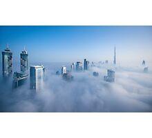 Cloud City Photographic Print