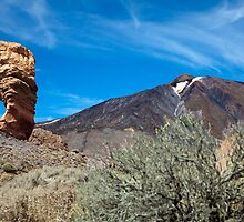 Pico del Teide ..Spain's highest  by John44