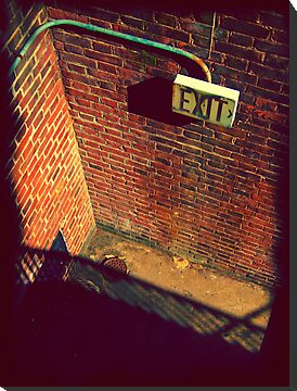Exit  by Michael Griscavage